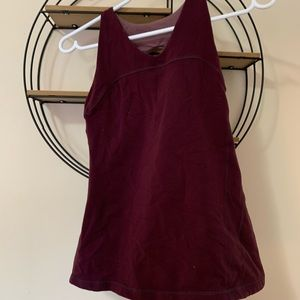 Old School LuLuLemon KeyHole Back Tank